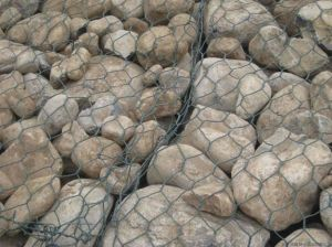 Gabion Stone Basket/ Stone for Gabion Price pictures & photos