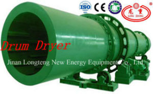 High Efficient Rotary Drum Dryer for Mineral Procesing