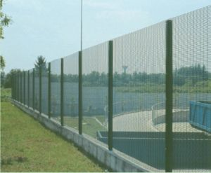 High Security Anti Climb Security Fence/358 Prison Mesh pictures & photos