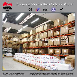Factory Warehouse Steel Pallet Racking