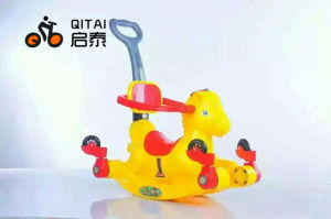 Plastic Toys Kids Ride on Rocking Horse pictures & photos