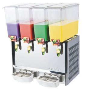 Cheering Mixing/Spraying Cooling Drink Dispenser Lj9X4-W/Lp9X4-W pictures & photos