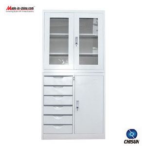 Filing Cabinet with 6 Drawers Hs-046