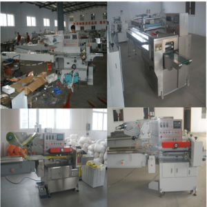 Automatic Cucumber Shrink Wrapping Machine pictures & photos