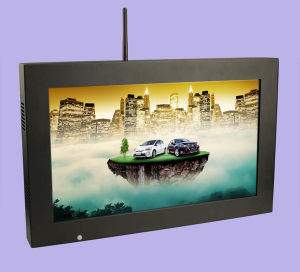 19inch Montion Sensor Ad Player pictures & photos