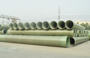 High Strengh Fiberglass Reinforced Plastic FRP GRP Pipe Price pictures & photos