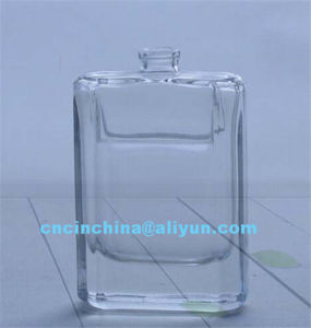 Crystal Shaped Perfume Glass Bottle pictures & photos