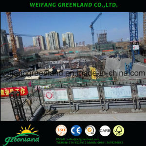 Long Using Life Shuttering Film Faced Plywood pictures & photos