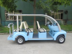 Electric People Mover, 6 Seats, Eg6063ka, CE Approved, Brand New pictures & photos