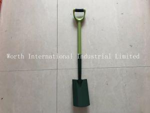 Iron Power Coated Fiberglass Handle Spade pictures & photos