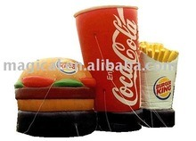 Inflatable Delicious Fast Food Set Meal Model (MIC-492) pictures & photos