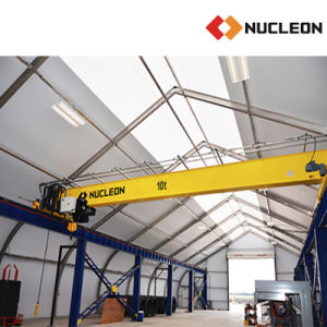 Material Handling Lifting Equipment HD Type Single Girder Overhead Crane pictures & photos
