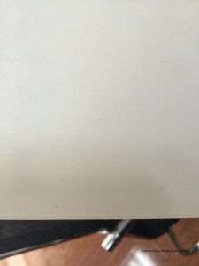 White Food Grade PVC Conveyor Belt PU Conveyor Belt pictures & photos