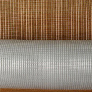 Coated Alkali-Resistant Fiberglass Wire Mesh pictures & photos