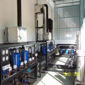 Psychrometric Air-Conditioning Performance Testing Room With Fan Coil Unit pictures & photos