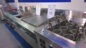 Best Electric Convection Pasta Cooker (QX-TM6) pictures & photos