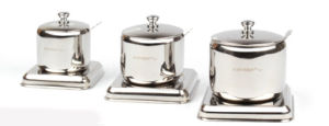 304 Stainless Steel Spice Jar Cruet with Spoon (CS-056) pictures & photos