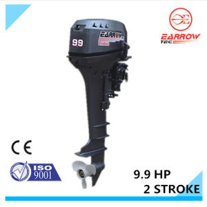 Outboard Motor of Two Stroke 9.9HP pictures & photos