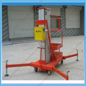 Professional Exporter Of Telescopic Hydraulic Raising Platform pictures & photos