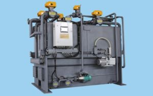 Adsorption Chiller for Solar Air Conditioning System pictures & photos