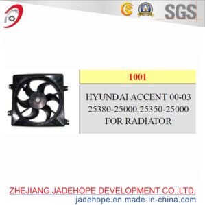 Radiator Fan Assy and Fan Motor pictures & photos