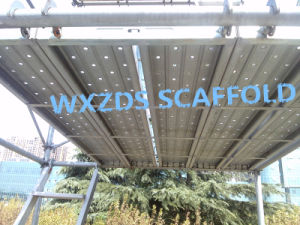 Zds Galv. Steel Plank/Deck/Walk Board pictures & photos