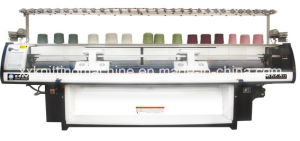 Hot Sale Xiexing Cap Jacquard Knitting Machine pictures & photos