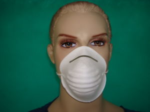 Disposable Antistatic Face Mask with Antistatic Fibers pictures & photos