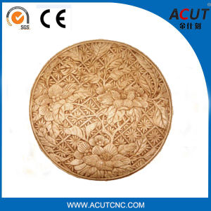 Acut-1212 CNC Wood Carving Machine for Sale/CNC Router with Rotary pictures & photos