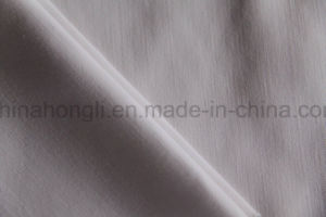Two-Way Spandex, White T/R Fabric, 72%Polyester 25%Rayon 3%Spandex, 150GSM pictures & photos