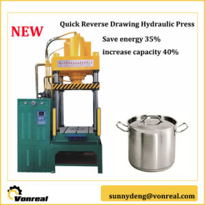 Hydraulic Metal Sheet Drawing Press Machine From China pictures & photos