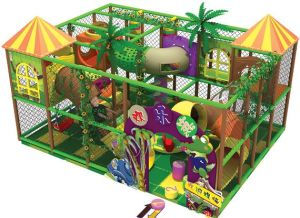 LLDPE High Quality Indoor Playground for Kids (TY-40272) pictures & photos