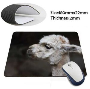 Personalized Custom Rectangle Non-Slip Rubber Mouse Pad pictures & photos