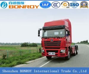 Shaanxi 380PS 6X4 Towing Truck/Trailer Tractor pictures & photos