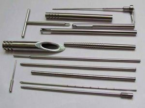 Ti Surgery Needle Cannula Trocar Tube Equipment Assembly Stylet pictures & photos