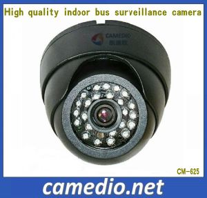 20m IR Night Vision Bus Dome Surveillance Camera CCD pictures & photos