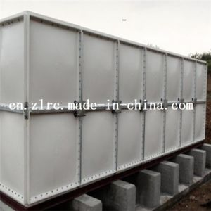 FRP GRP Sectional Water Storage Tank Firefighting and Drinking Water Tank pictures & photos