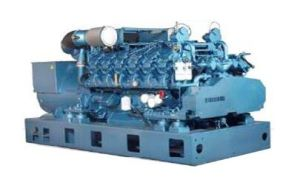 Marine Diesel Generator with Weichai Diesel Engine (300kw~900kw) pictures & photos