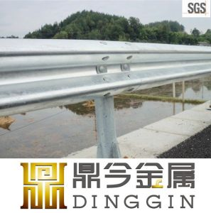 Q235 Galvanized Steel Crash Barrier pictures & photos