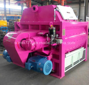 KTSB1250 Twin Shaft Mixer 1.25m3 Price for Concrete Mixer Plant pictures & photos