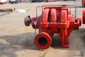 Constant-Pressure Fire-Fighting Pump with Jockey Pump pictures & photos