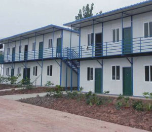 Light Steel Structure Sandwich Panel Prefabricated Home pictures & photos