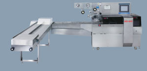 Pillow Biscuit Packing Machinery Without Tray (DXD-580) pictures & photos