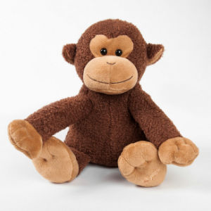Hot Sale Long Legs Brown Monkey Stuffed Toy Animal Plush Toy pictures & photos