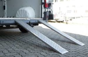 Aluminum Ramp (PR10304) pictures & photos