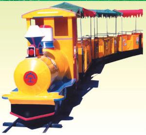 Park Electric Train Amusement Park Machine on Promotion (HD-10401) pictures & photos
