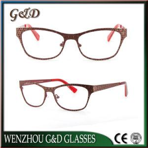 Latest New Design Metal Spectacle Frame Optical Eyeglass Eyewear pictures & photos