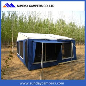 Camping Trailers Tent Travel Trailers Camper Tent for Sale pictures & photos