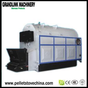 Wood Pellet Steam Boiler for Textile Drying Industry