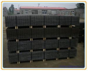 Reinforced Concrete Steel Wire Mesh (factory) pictures & photos
